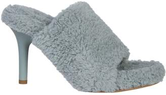 Yeezy Synthetic Fur Mules