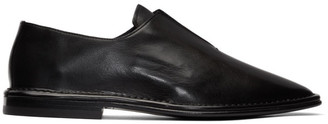Pierre Hardy Black Petra Loafers