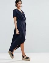 d.RA Iris Wrap Dress