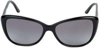 Versace 57MM Embellished Cat-Eye Sunglasses