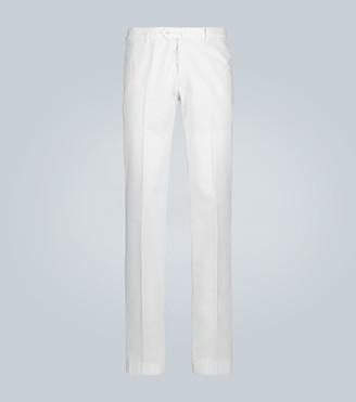 Loro Piana Stretch cotton pants