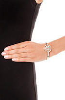 Fashionology The Pentagram Bangle in Silver