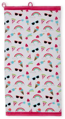 Americana Capelli New York (Girls 7-16 Beach Towel Backpack