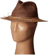 Echo Cuban Panama Beach Hat