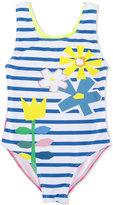 Stella McCartney Molly swimsuit - kids - Polyamide/Spandex/Elastane - 4 yrs