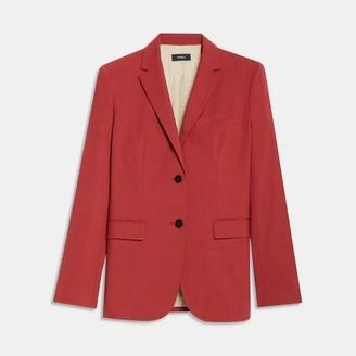 Theory Classic Blazer in Travel Wool