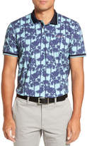 Ted Baker Palm Print Polo