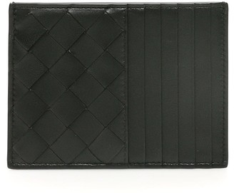 Bottega Veneta Unisex Intrecciato 15 Cardholder