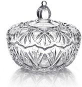 Mikasa Saturn 6.25-in. Covered Candy Dish