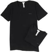Diesel Michael T-Shirt QAHE 2-Pack