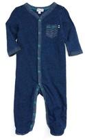 Splendid Infant Boy's Stripe Pocket Footie
