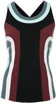 NO KA 'OI No Ka' Oi crossback fitness tank top