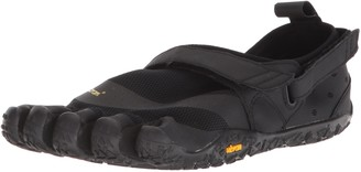 Vibram FiveFingers Vibram Women's V-aqua Black Water Shoe Black (Black Black) 3 UK (36 EU)