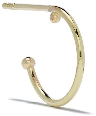 Wouters & Hendrix Gold 18kt Gold Small Hoop Earring