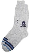 Corgi Heavyweight Skull Socks