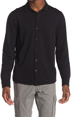 Robert Barakett Ivesta Knit Regular Fit Shirt