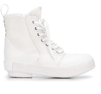 Proenza Schouler Chunky High-Top Sneakers
