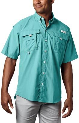 Columbia Men's PFG Bahama II Short Sleeve Woven Shirt