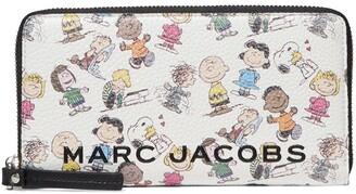 Marc Jacobs x Peanuts The Box continental wallet