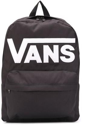 Vans Logo-Print Backpack