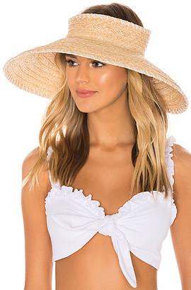 Hat Attack Whipstitch Roll Up Travel Visor