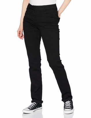 Cecil Women's 373530 Style Toronto Slim Fit High Waist Jeans