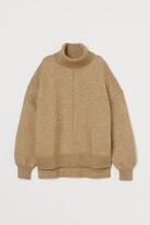 H&M Knit Turtleneck Sweater