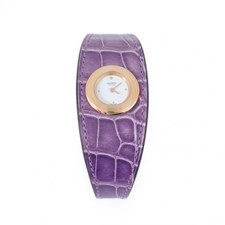 Hermã ̈S HermAs Purple Yellow gold Watches