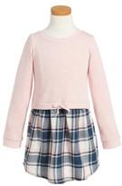 Tucker + Tate Toddler Girl's Plaid Dress