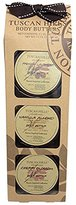 Tuscan Hillls Tuscan Hills Body Care Collection 3 - Piece Body Butter Gift Set
