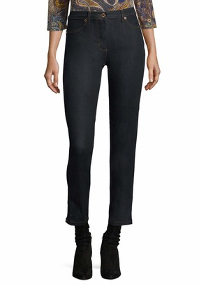 Betty Barclay Women's 5427/9702 Straight Jeans