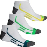 Prince High-Performance Plus Socks - 3-Pack, Below the Ankle (For Men)