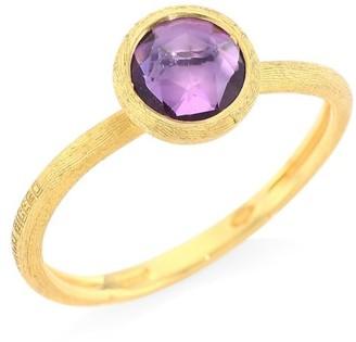 Marco Bicego Jaipur 18K Yellow Gold & Amethyst Ring
