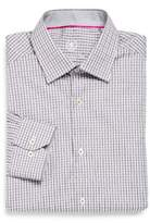 Bugatchi Shaped-Fit Dress Shirt