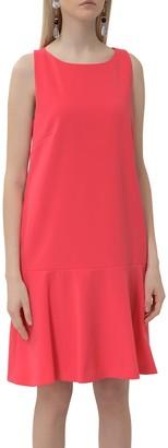 Boutique Moschino Bow Detail Sleeveless Dress