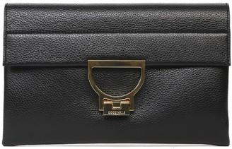 Coccinelle Arlettis Black Leather Bag