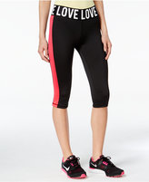 Material Girl Active Cropped Leggings, Only at Macy's