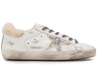 Golden Goose classic star trainers