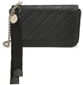 Givenchy Bond Leather Pouch