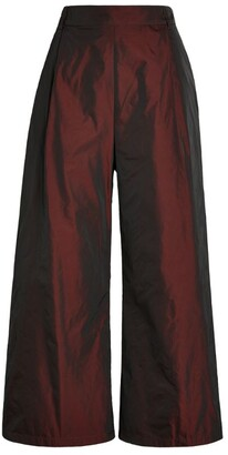 Max & Co. Wide-Leg Cropped Trousers