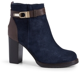 Tommy Hilfiger Suede Colorblock Boot