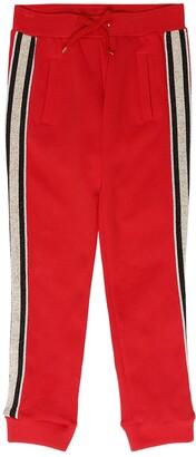 Little Marc Jacobs Milano Jersey Sweatpants W/ Side Bands