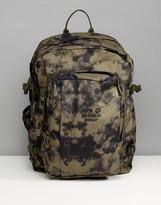Jack Wolfskin Berkley Backpack in Marble Green