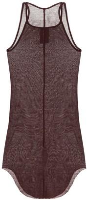 Rick Owens Knit tank top