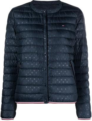 Tommy Hilfiger Padded Zip-Up Jacket