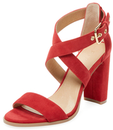Crossover High Heel Sandal