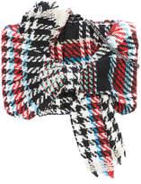 Oscar de la Renta Rogan bow box clutch
