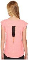 Asics ASX Lux Short Sleeve Top