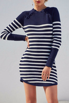 Lovers + Friends Nautical Sweater Dress