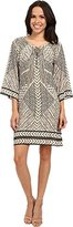Hale Bob Women's Take Your Pick 3/4 Sleeve Dress